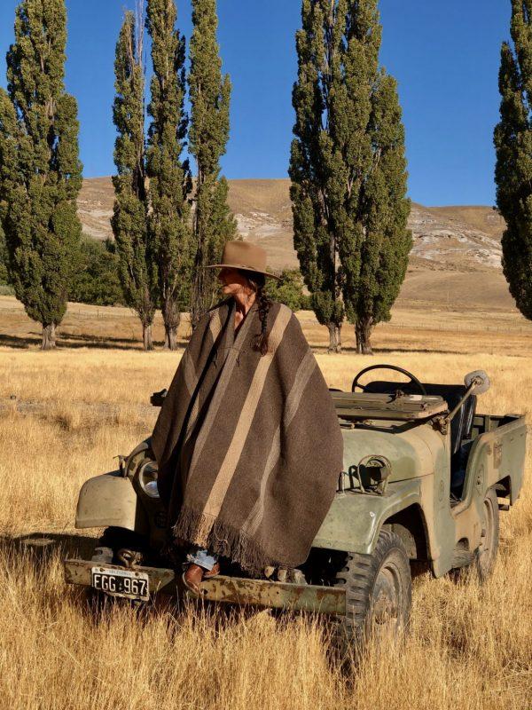Poncho de la Patagonia
